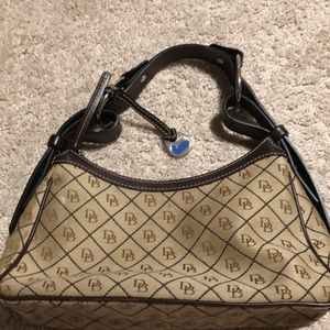 DB Small Brown Bag